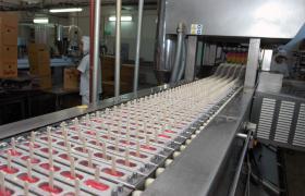 Fabrica de helados