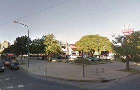 esquina Santa Fe y Vera Mujica