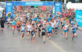 Maratón Internacional de la Bandera edición 2017
