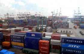 Containers en el puerto