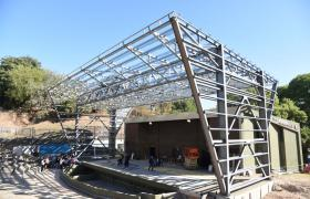 remodelacion anfiteatro