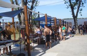 Feria artesanal La Florida