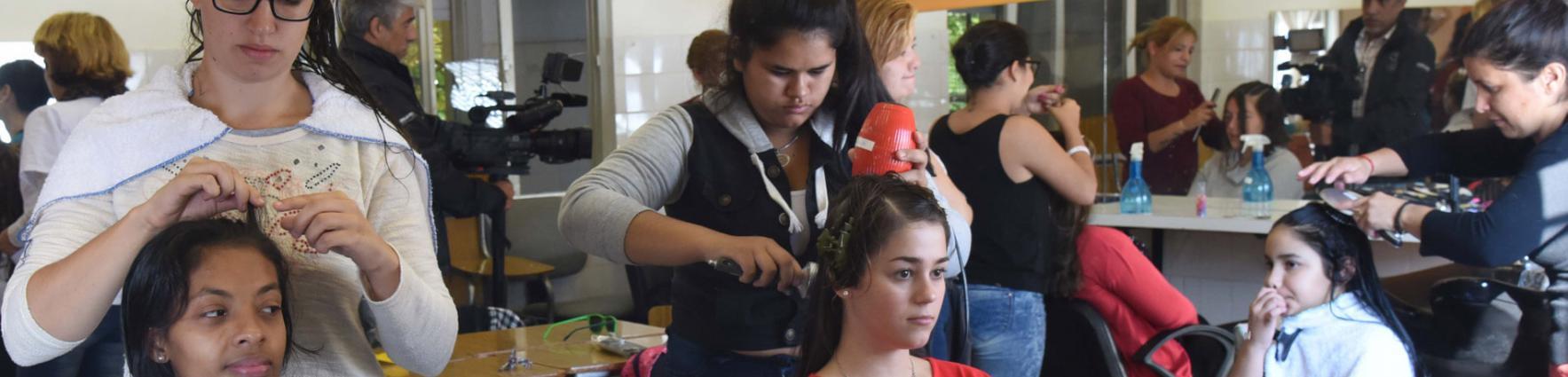 cursos de peluqueria
