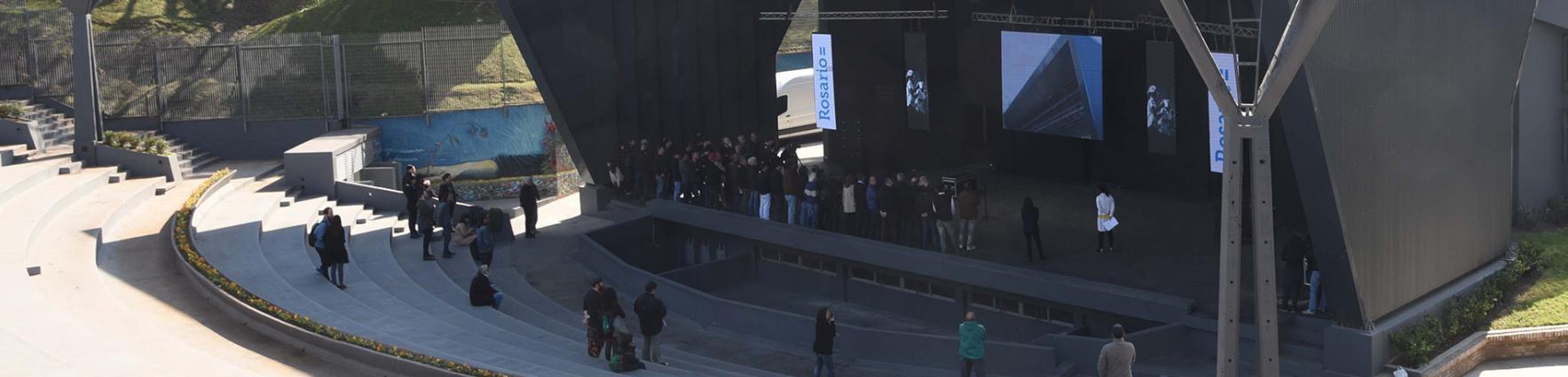 El anfiteatro municipal abre sus puertas tras la remodelación integral