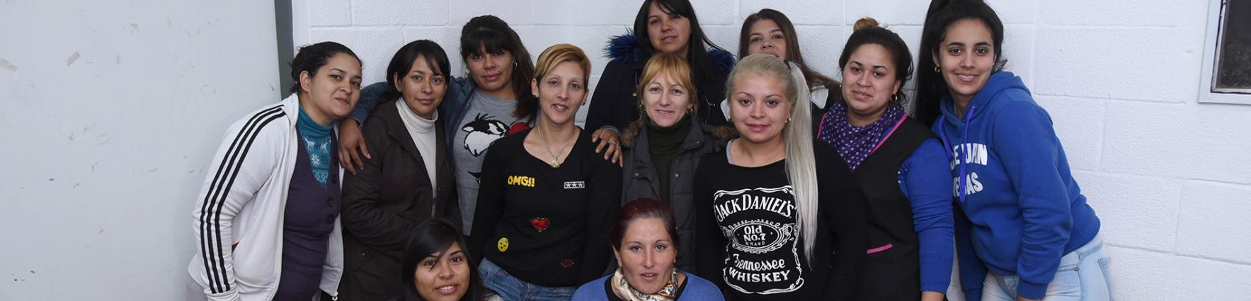 Capacitación en peluquería en el Centro de Emprendedores Bº Las Flores