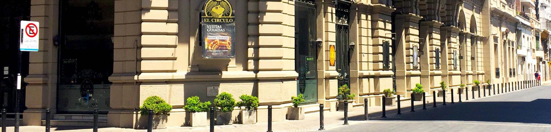 Entorno teatro El Círculo