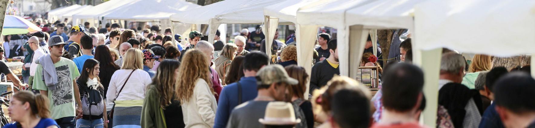 Feria de Artesanos del Bulevar