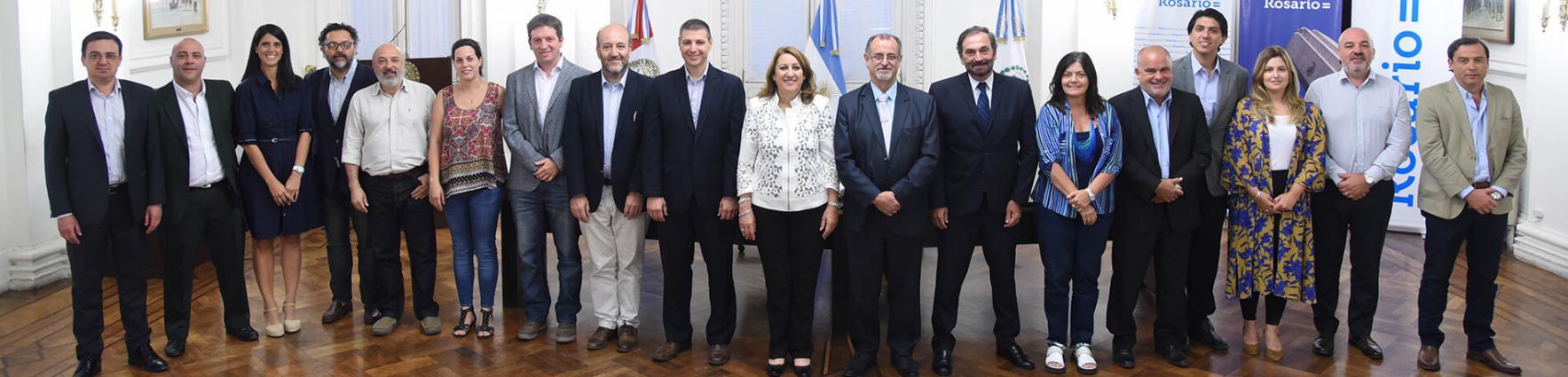 Nuevos integrantes del gabinete municipal