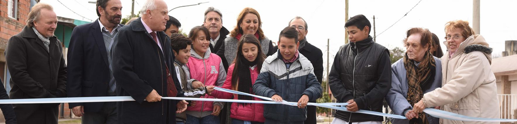 Inauguración Junin