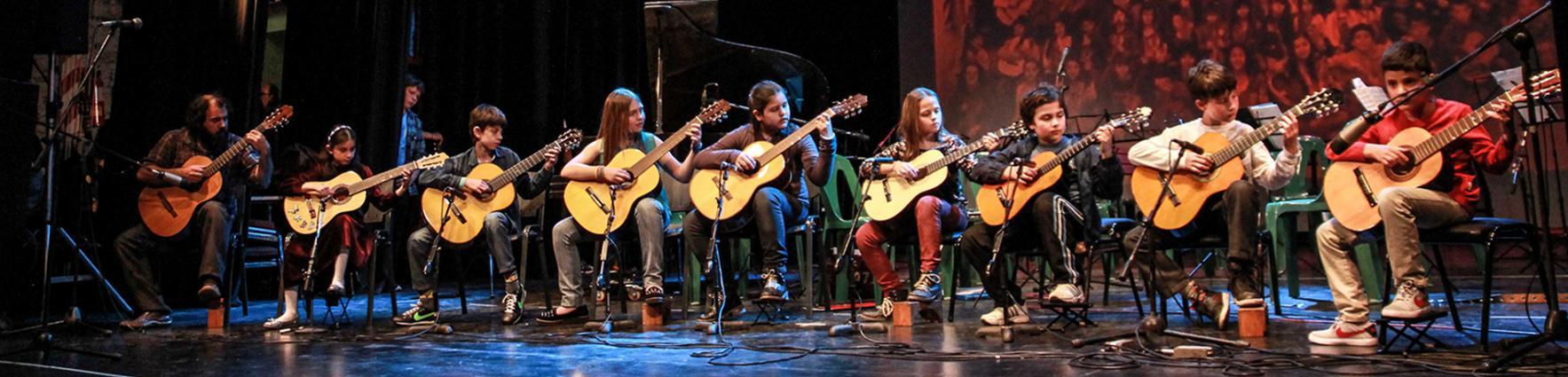 Escuela de Música Juan Bautista Massa