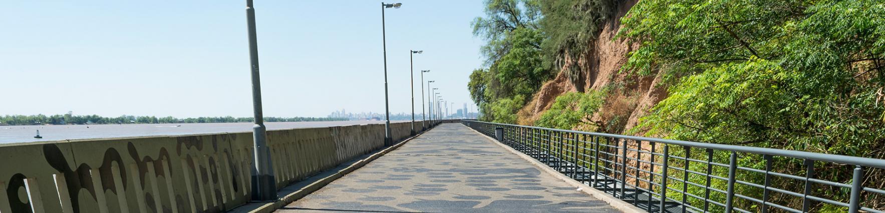 Paseo del Caminante