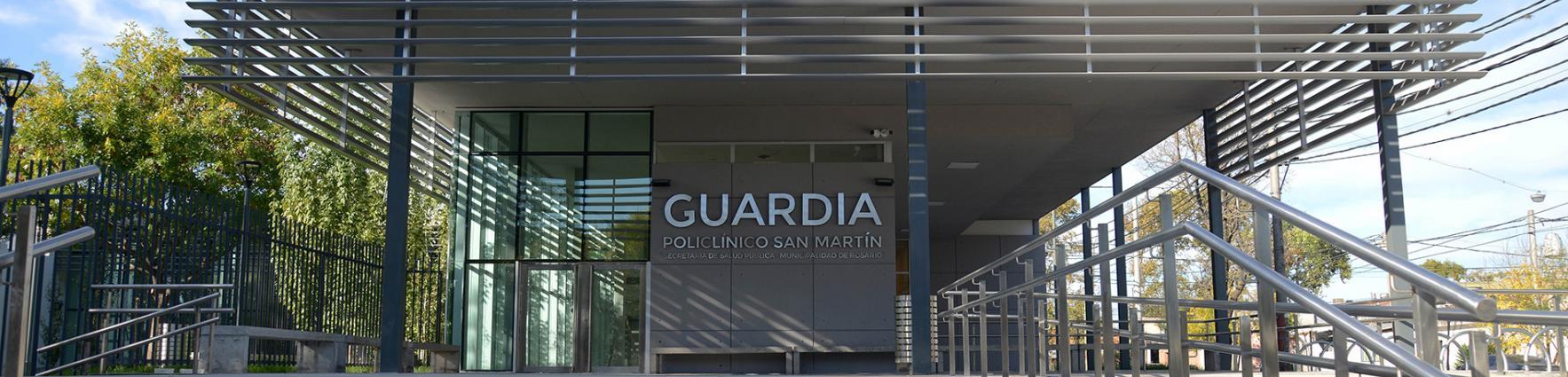 Policlínico San Martín
