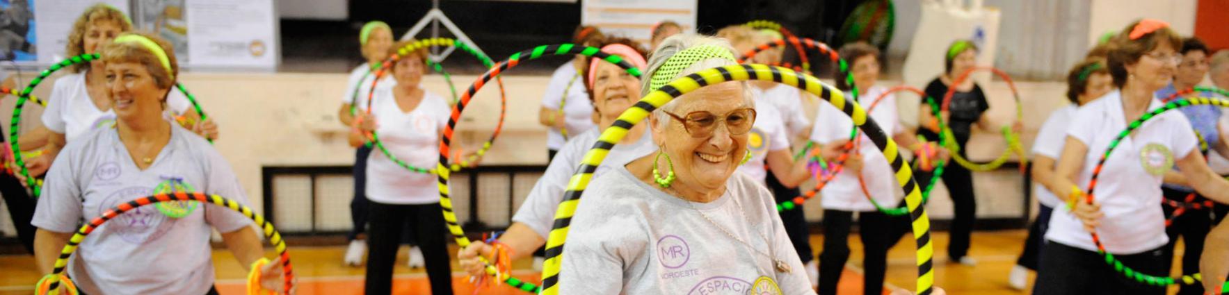 Centros de Actividades Integrales para Adultos Mayores (CAIAM)