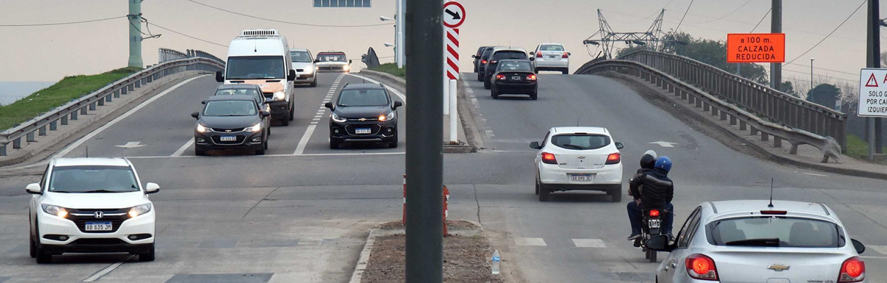 Remodelación de Avenida Sorrento