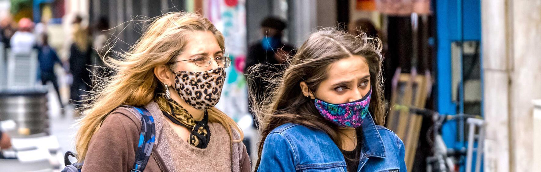 Otoño 2021 - Al aire libre también nos cuidamos
